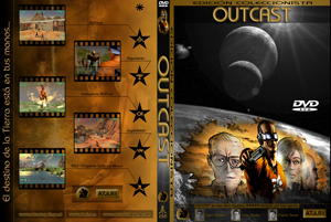 outcast pc game dvd-rom atari appeal infogrames